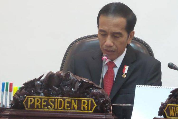Jokowi Minta Ikatan Notaris Dukung Percepatan Investasi